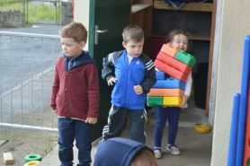New Primary 1 Open Day