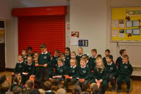 P.3/P.4 Class Sharing Assembly