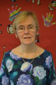 Mrs Sue Caherty - Receptionist